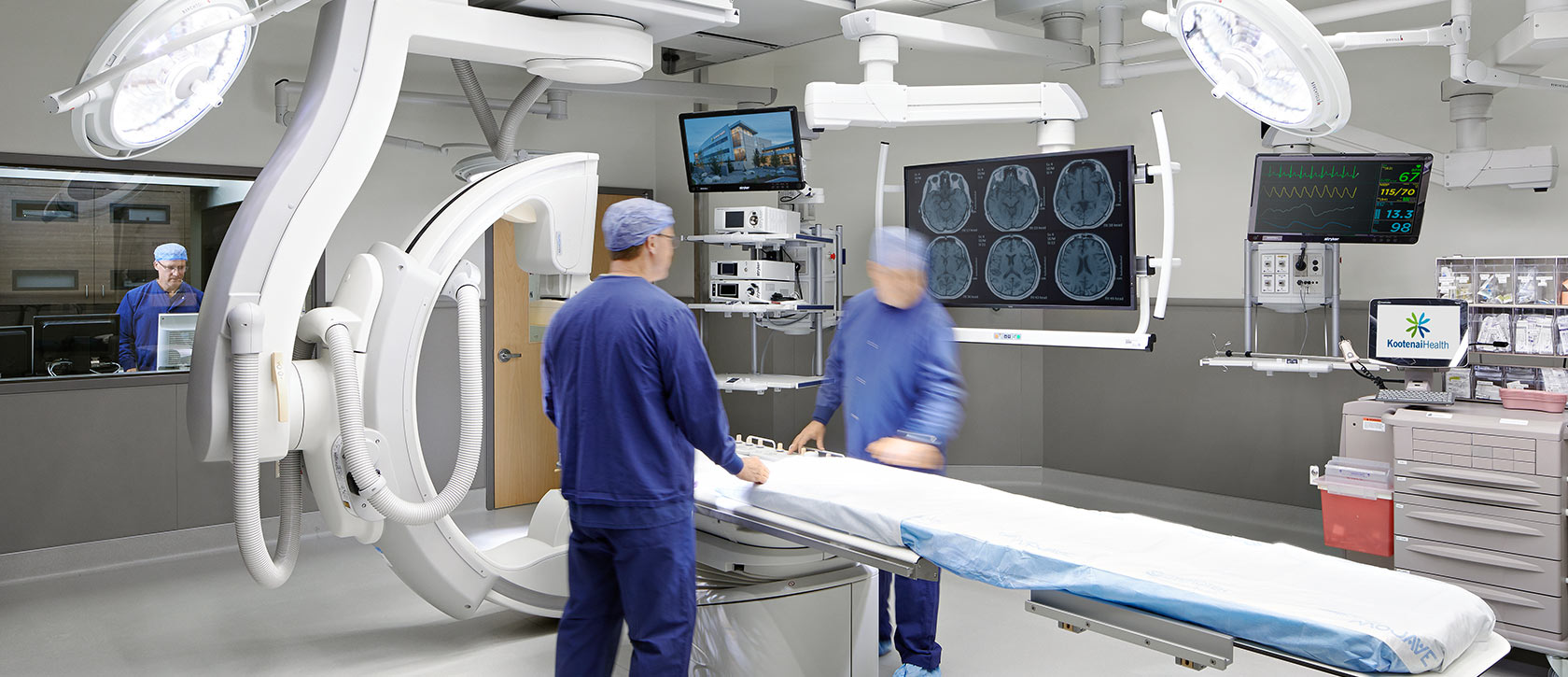Planning and Constructing a Hybrid Operating Room: Lessons
