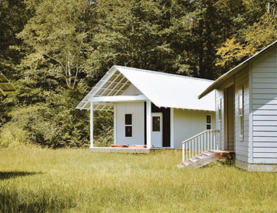 20K Home, Footwash, Alabama - Rural Studio, Link to article: In the Public Interest: How one Designer used an AIA Travel Scholarship to Inspire Change