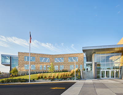 Pullman High School, Link to article: Pullman High School and Yellowstone Hall Receive Design Awards