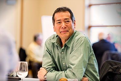 Link to more information about Douglas G. Heyamoto, AIA, CSI, Associate Principal