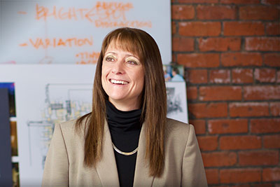 Link to more information about Jeani Natwick, AIA, LEED AP, Principal / Healthcare Planner