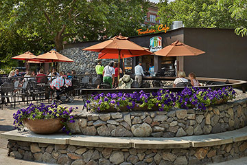 Riverfront Park Fountain Cafe, Link to project page
