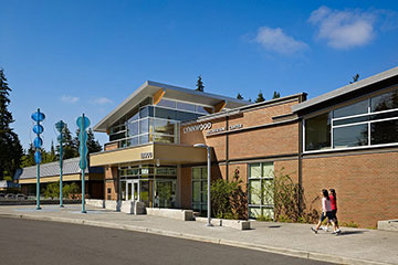 Lynnwood Recreation Center, Link to project page