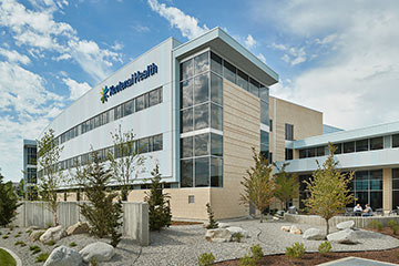 Kootenai Health Expansion exterior, Link to Healthcare Projects