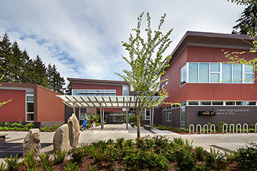 PK12 Schools Projects NAC Architecture Architects in Seattle
