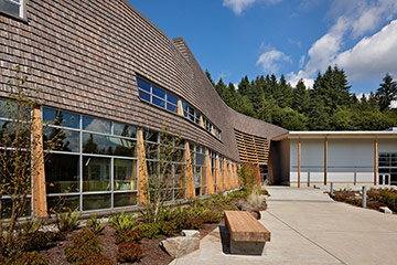 Machias Elementary School, Snohomish, Washington, Link to project page