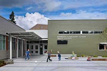 pk-12 schools projects - nac architecture: architects in seattle