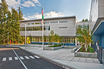 Pk Schools Projects Nac Architecture Architects In Seattle