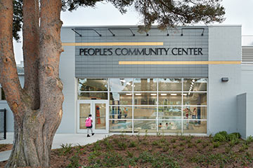 People's Community Center Aquatic Facility, Link to project page