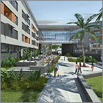 Residence Hall Design Competition, Embry-Riddle Aeronautical University, Daytona Beach, Florida
