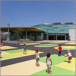 Playa Vista Elementary School, Los Angeles, California, link to project page