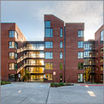 *Buchanan Tower Residence Hall Addition, Western Washington University, Bellingham, Washington