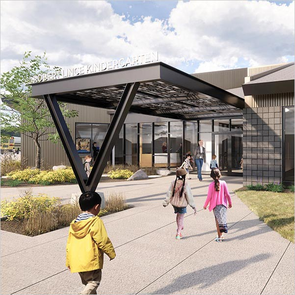 Lince Kindergarten, Selah, Washington, link to project page